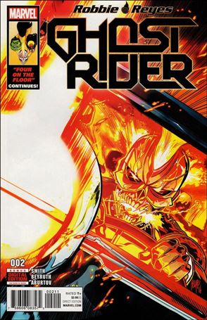 Ghost Rider (2017) 2-A