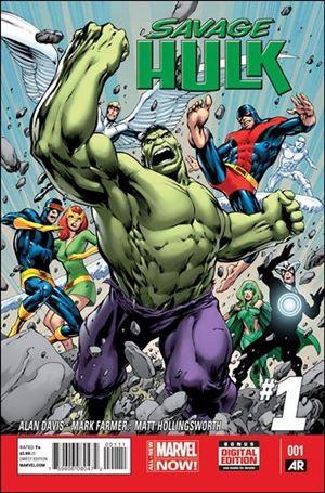 Savage Hulk (2014) 1-A