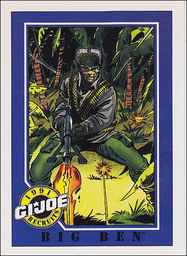 G.I. Joe (Base Set) 128-A by Impel