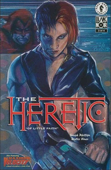 Heretic (1996) 3-A by Dark Horse
