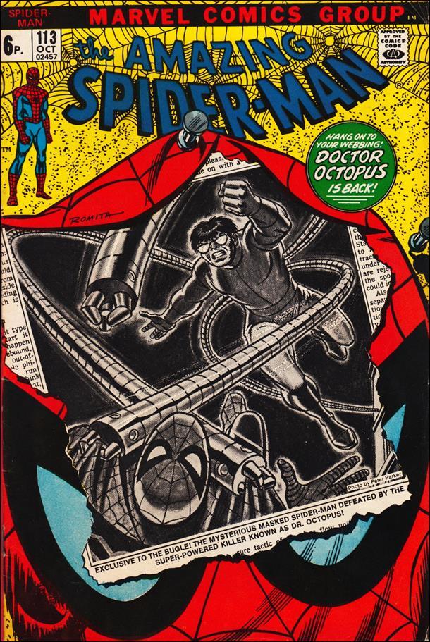 Amazing Spider-Man (1963) 113-B by Marvel