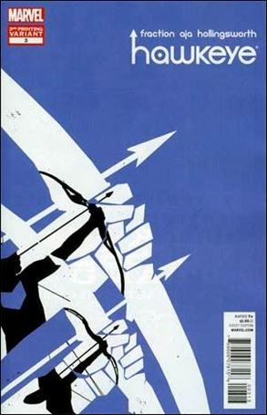 Hawkeye (2012) 3-C