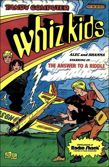 Tandy Computer Whiz Kids: The Answer to a Riddle 1-A by Archie