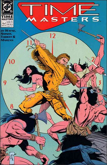 Time Masters 4-A by DC