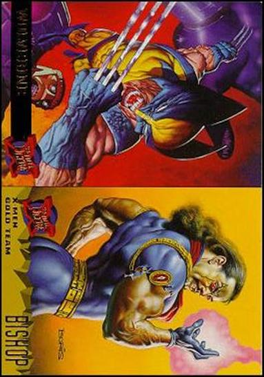 1995 Fleer Ultra X-Men (Promo) NN 8-A by Fleer
