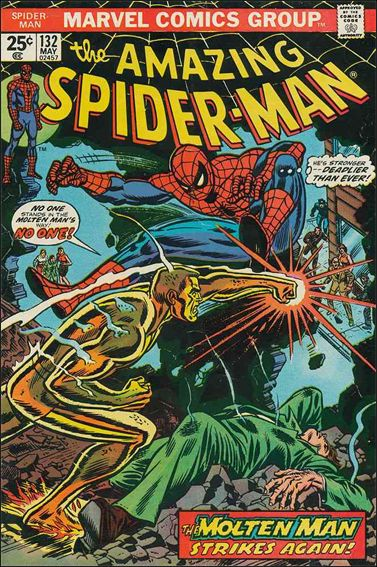 Amazing Spider-Man (1963) 132-A by Marvel