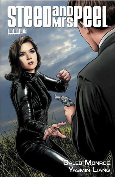 Steed and Mrs. Peel (2012) 8-A by Boom! Studios