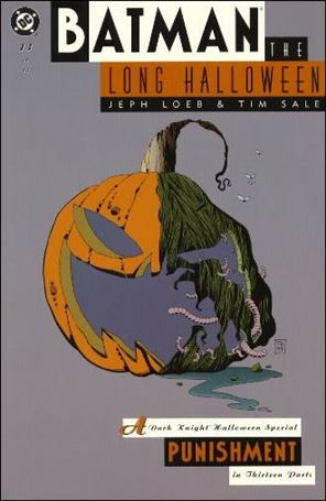 Batman: The Long Halloween 13-A