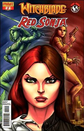 Witchblade/Red Sonja 2-A
