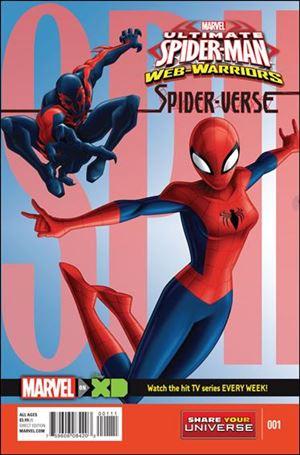 Marvel Universe Ultimate Spider-Man: Spider-Verse 1-A