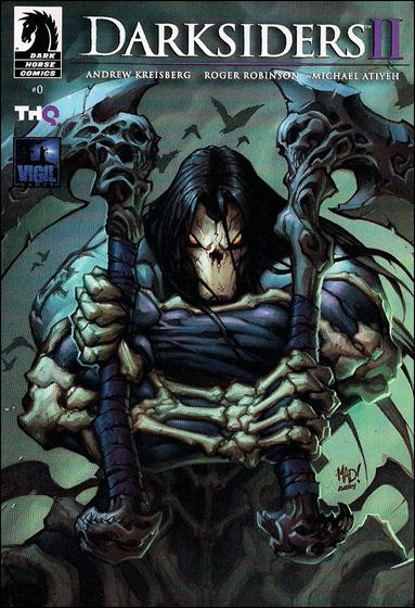 Darksiders II 0-A by Dark Horse