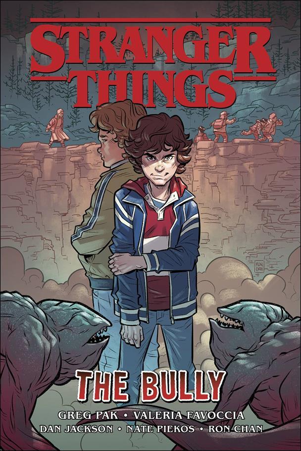 Stranger Things: The Bully nn-A by Dark Horse