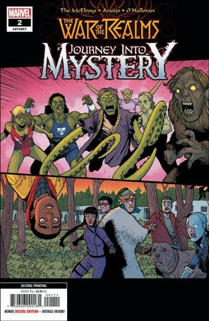 War of the Realms: Journey into Mystery 2-C