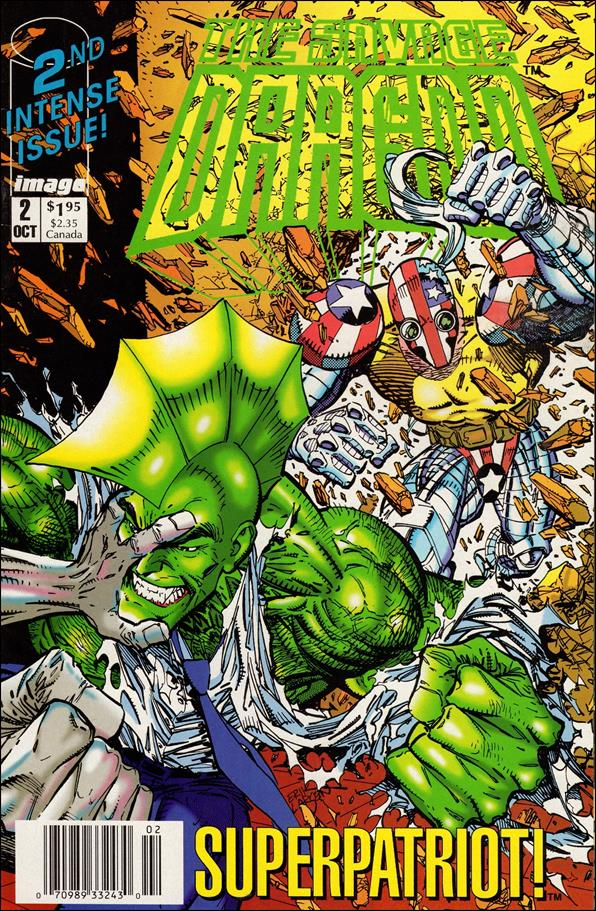 Savage Dragon (1992) 2-B by Image