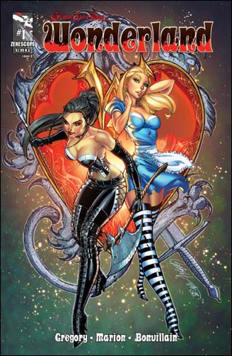 Grimm Fairy Tales Presents Wonderland 1-A by Zenescope Entertainment