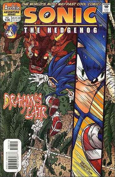 Sonic the Hedgehog (1993) 106-A by Archie