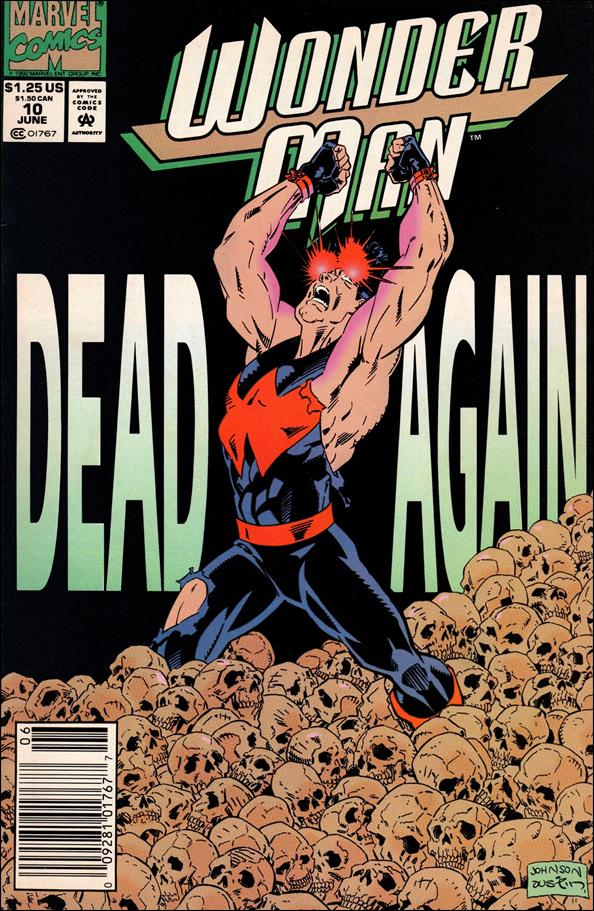 Wonder Man (1991) 10-A by Marvel