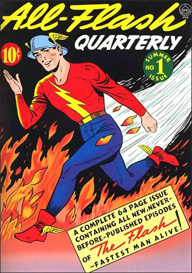 All-Flash (1941) 1-A by DC