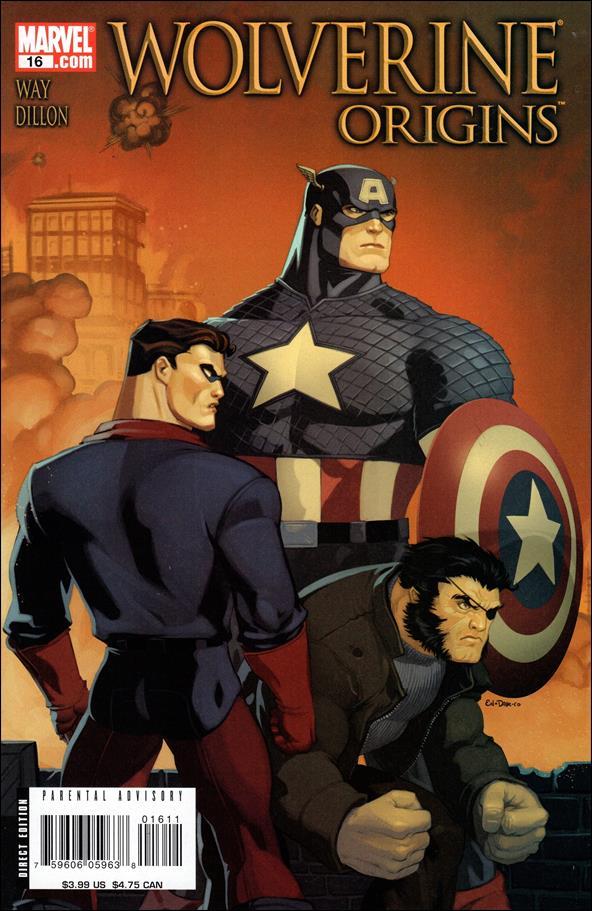 Wolverine: Origins 16-B by Marvel