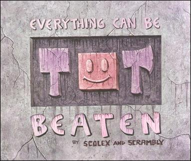 Everything Can Be Beaten 1-B by Slave Labor Graphics (SLG) Publishing