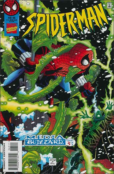 Spider-Man (1990) 65-A by Marvel