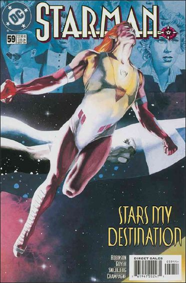 Starman (1994) 59-A by DC