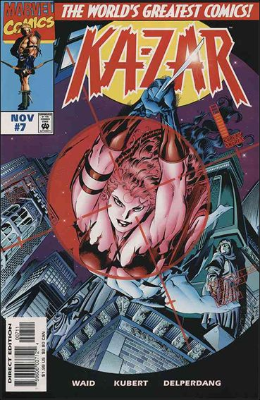 Ka-Zar (1997) 7-A by Marvel