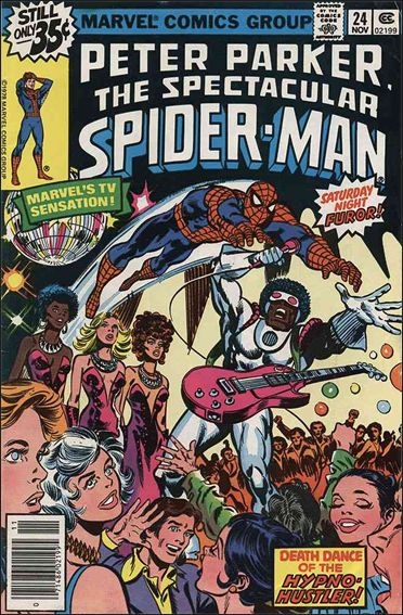 Spectacular Spider-Man (1976) 24-A by Marvel