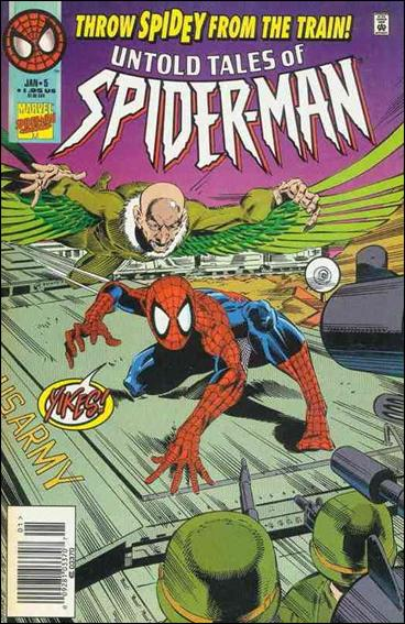 Untold Tales of Spider-Man Flipbook 5-A by Marvel