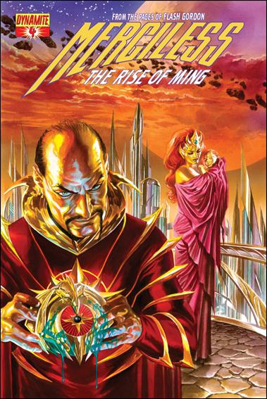 Merciless: The Rise of Ming 4-A by Dynamite Entertainment