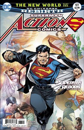 Action Comics (1938) 977-A
