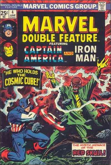 Marvel Double Feature 4-A by Marvel