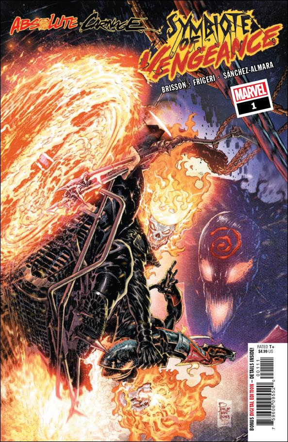 Absolute Carnage: Symbiote of Vengeance 1-A by Marvel