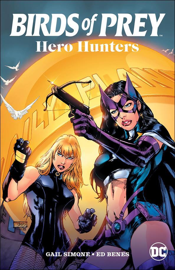 Birds of Prey: Hero Hunters nn-A by DC