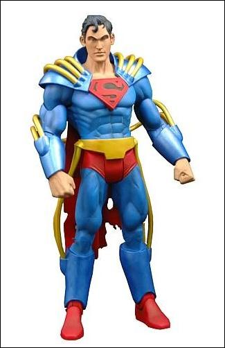DC Universe: All Stars Superboy Prime by Mattel