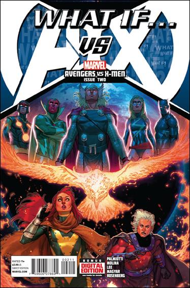 What If? AvX 2-A by Marvel