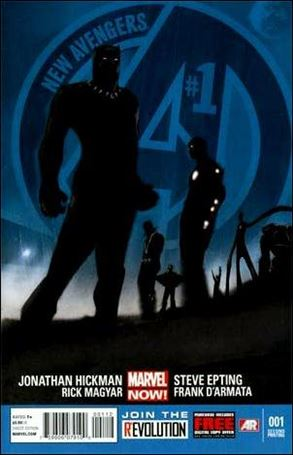 New Avengers (2013) 1-G
