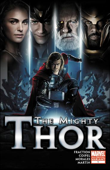 Mighty Thor 1-F by Marvel