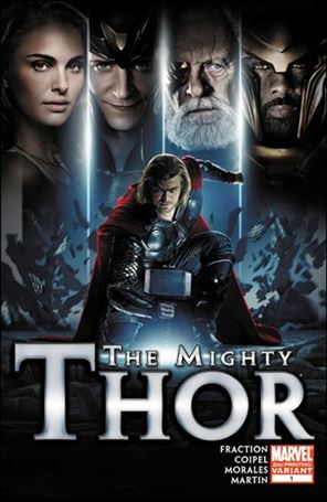 Mighty Thor (2011) 1-F