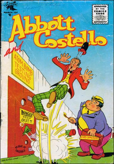 Abbott and Costello (1948) 37-A by St. John