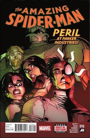 Amazing Spider-Man (2014) 16-A