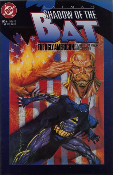 Batman: Shadow of the Bat 6-A by DC