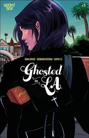 Ghosted in L.A. 5-B