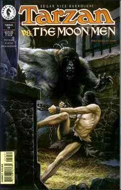 Tarzan (1996) 19-A by Dark Horse