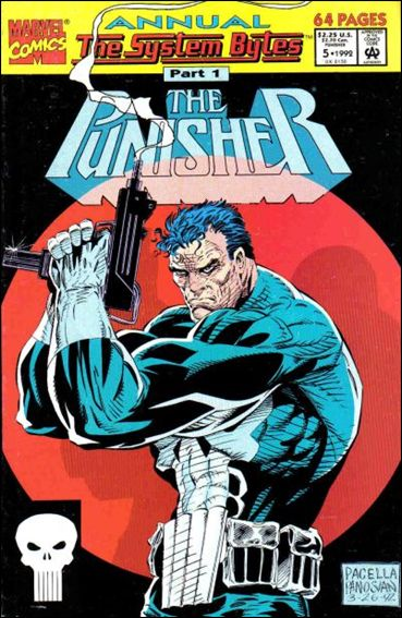 Punisher Annual 5-A by Marvel