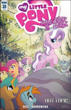 My Little Pony: Friendship is Magic 39-D