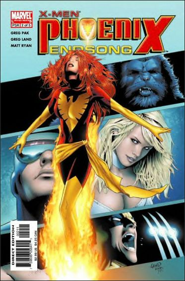 X-Men: Phoenix - Endsong 2-A by Marvel