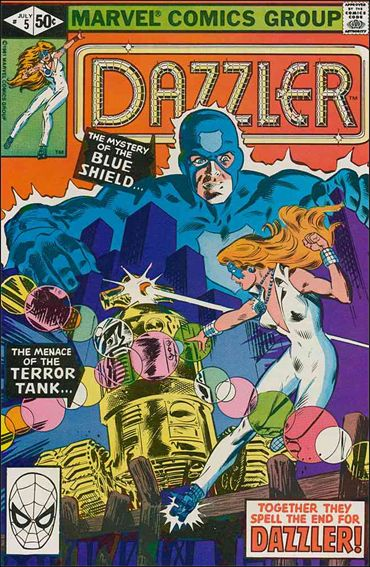 Dazzler (1981) 5-A by Marvel