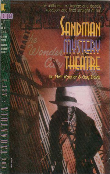 Sandman Mystery Theatre 1-A by Vertigo