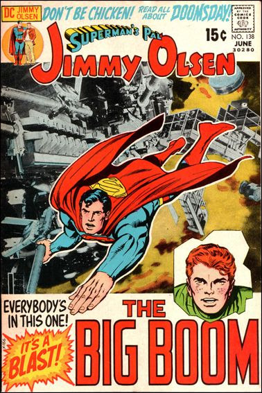 Superman's Pal Jimmy Olsen 138-A by DC